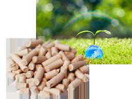 多孔質バイオセラミック土壌改良基礎材